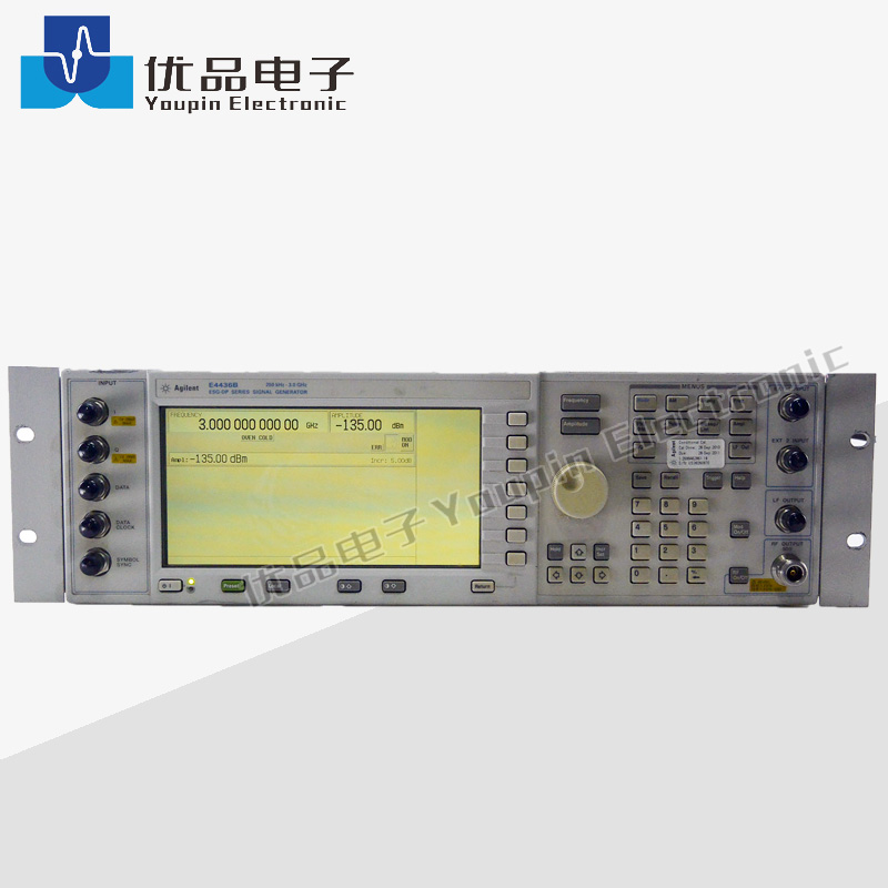 Keysight(Agilent) E4436B ESG-DP Series Digital RF Signal Generator